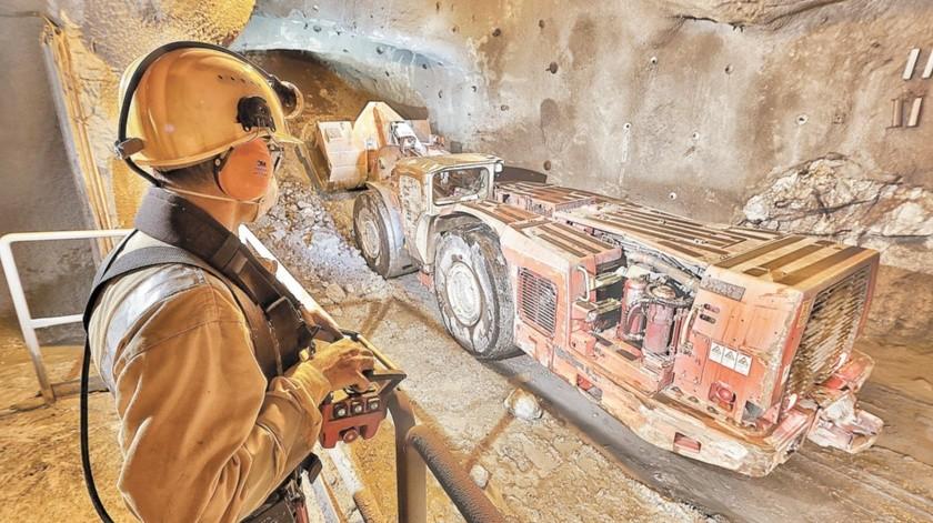 Una nueva mina de zinc, además del crecimiento en minas ya establecidas, pueden detonar al sector en la entidad.(Banco Digital)