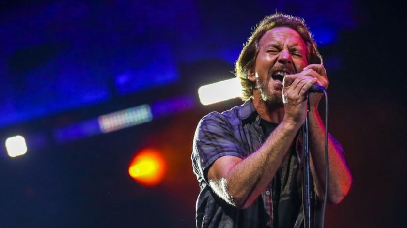 """Estaba previsto que Pearl Jam iniciara el próximo 18 de marzo su nuevo """"tour"""" en Toronto, Canadáy que pasaran por más de una docena de ciudades antes de abandonar Norteamérica.(EFE)"""