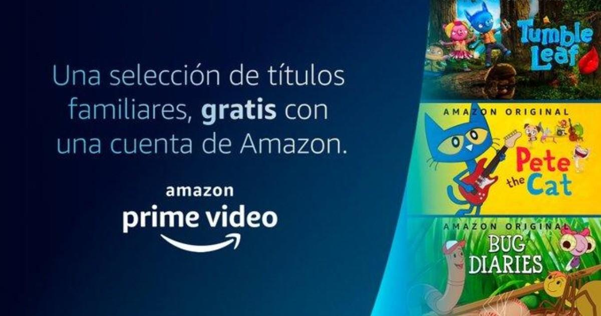 Amazon  Rendirse 18 Una serie original en Prime Video 1