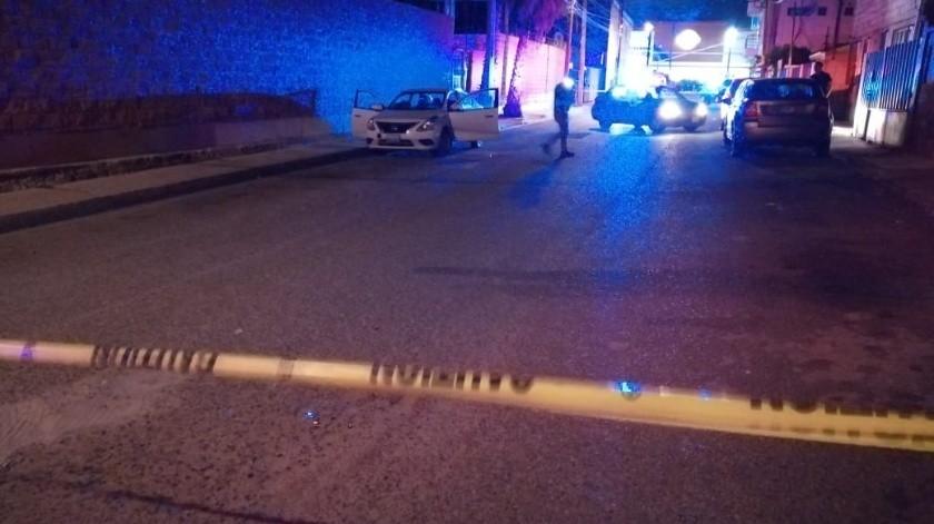 Un ejecutado y un herido en dos ataques distintos(Margarito Martinez)