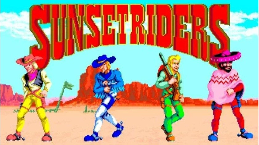 Sunset Riders llegará a Nintendo Switch y PS4