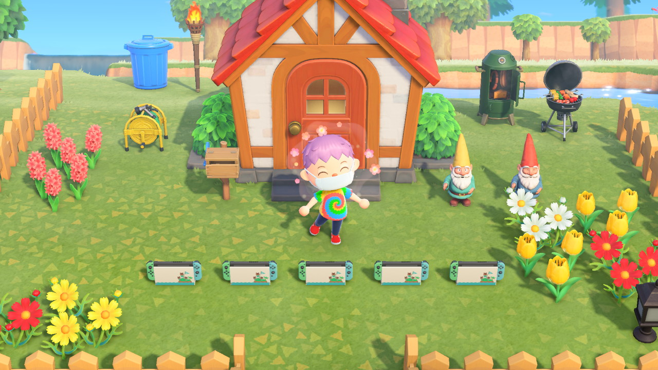 ANIMAL CROSSING NEW HORIZONS(Twitter)