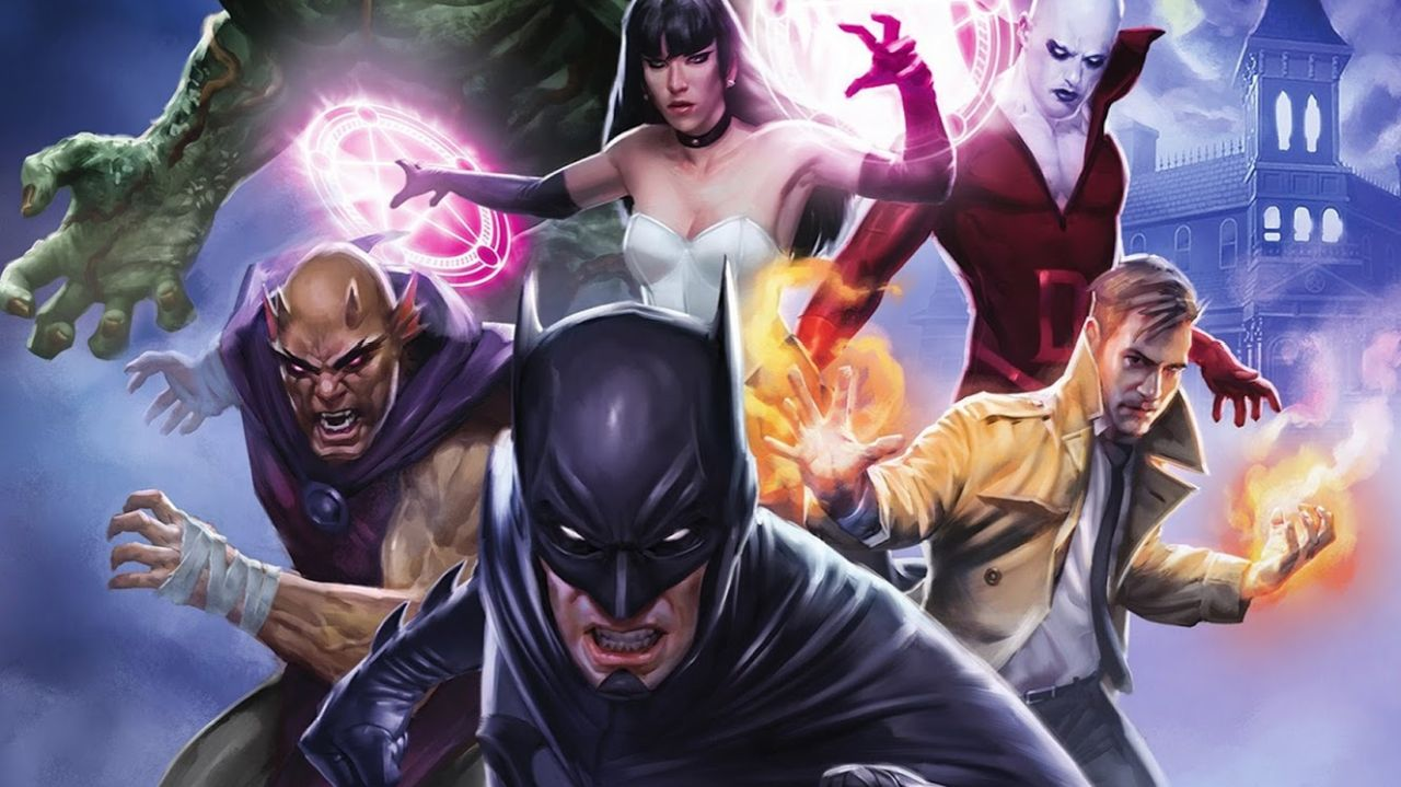 Justice League Dark: Apokolips War(Twitter)