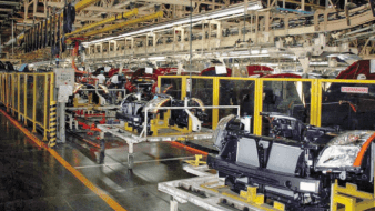Aporta Industria en BC 21.7% del PIB local