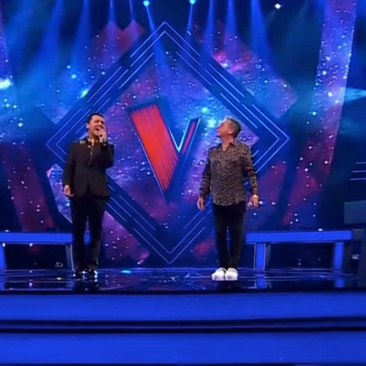 La gran interpretación de Christian Nodal y Ricardo Montaner en La Voz México   EL IMPARCIAL   Noticias de México y el mundo
