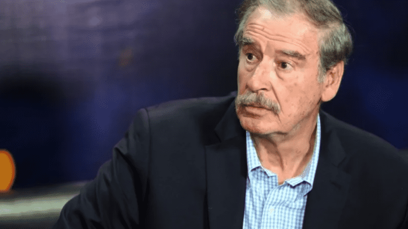 Vicente Fox Quesada, expresidente de México.(Archivo)