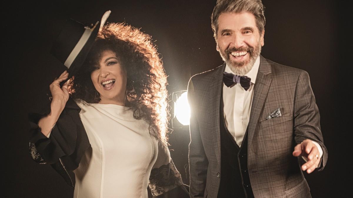 Diego Verdaguer y Amanda Miguel han estado casado desde 1975