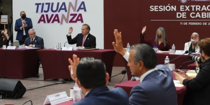 Aprueba Cabildo de Tijuana licencia definitiva para alcalde González Cruz