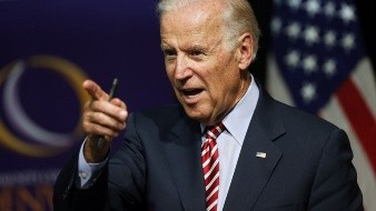 Joe Biden, Presidente Estados Unidos