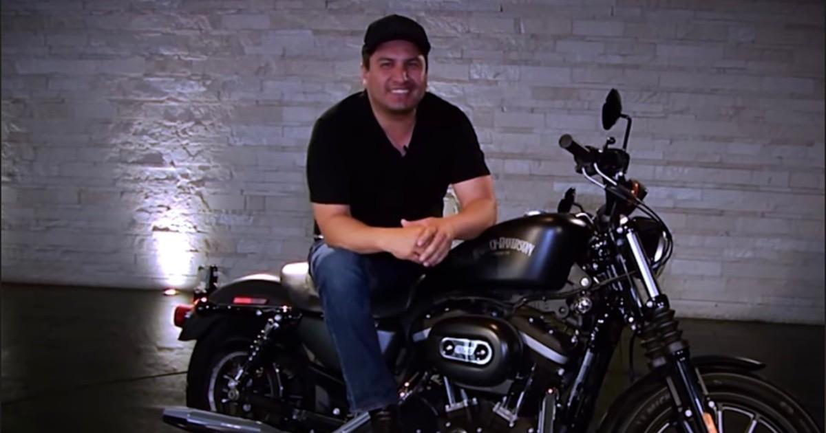 Regalará Julión Álvarez su Harley   EL IMPARCIAL   Noticias de México y el mundo