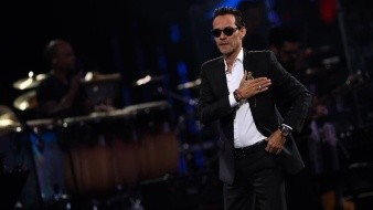 Invita Marc Anthony a su primer concierto global para 'mantener la ilusión'
