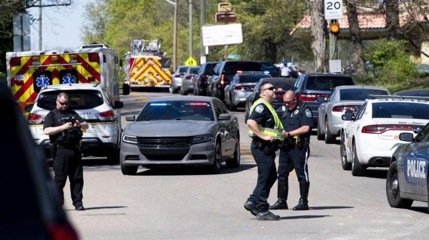 Tennessee: Un muerto por tiroteo escolar, reporta policía(AP)