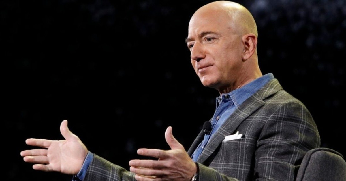 Jeff Bezos envía su última carta como CEO de Amazon