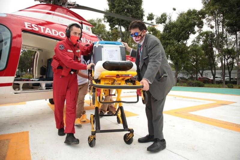 Especialistas del IMSS realizan segundo trasplante de corazón del 2021