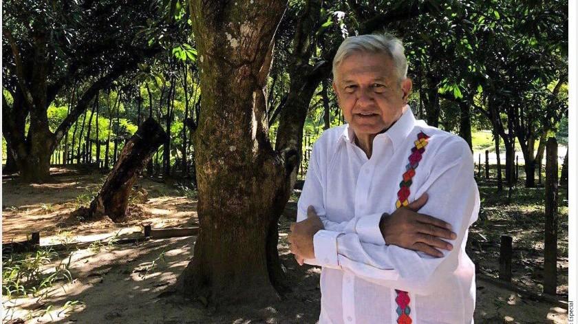 El evento se realizará en Córdoba, Veracruz, y debido a este evento se suspenden las giras de trabajo que realiza el mandatario en el interior de la República, detalló.(Especial)