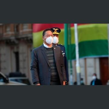 Luis Arce, presidente de Bolivia, viaja a Estados Unidos para asistir a la  Asamblea de la ONU   Noticias de México   EL IMPARCIAL
