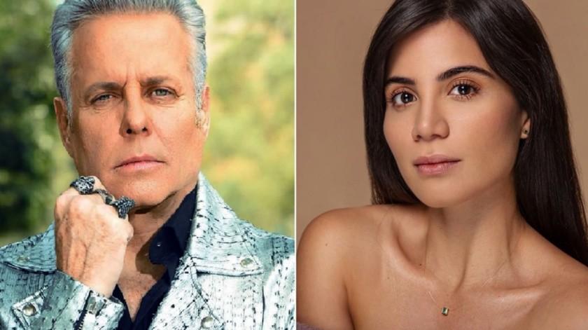 Alexis Ayala está feliz con su romance con Cinthia Aparicio.(Agencia México)