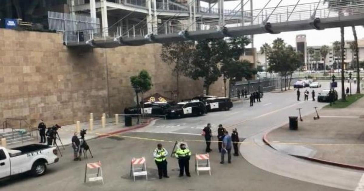 ¿Qué se sabe de la muerte de mujer e hijo al caer del estadio de los Padres de San Diego?
