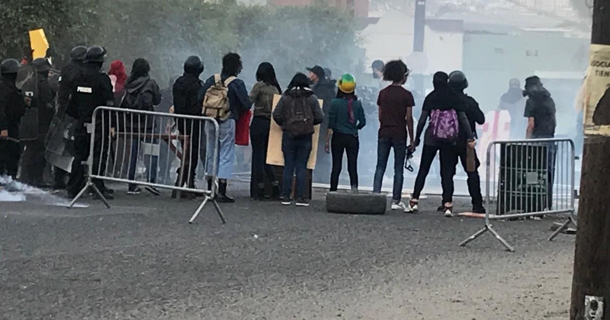 """""""Residente"""" graba videoclip en calles de Tijuana, tras declarar supuestamente que no se presentaría en México"""