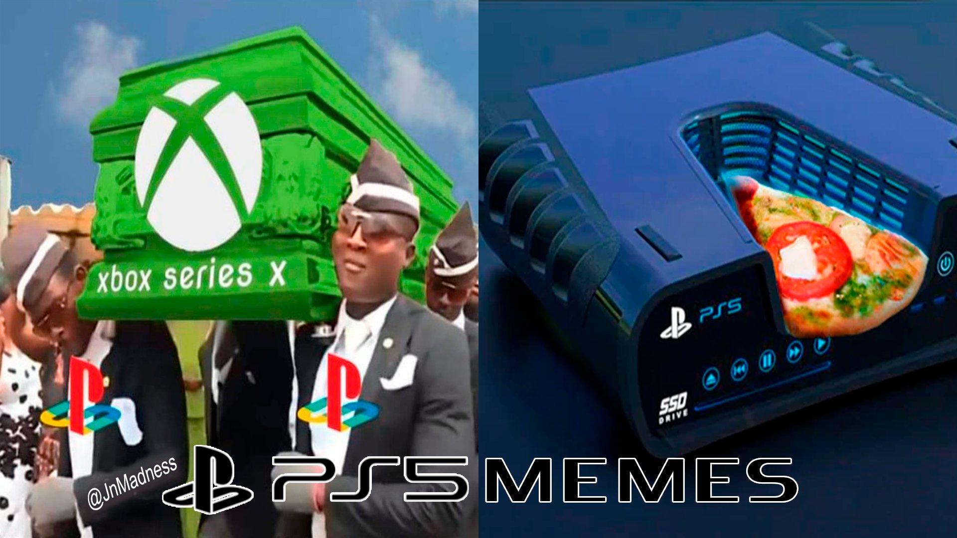 No te pierdas los memes del lanzamiento de PS5 | EL ...