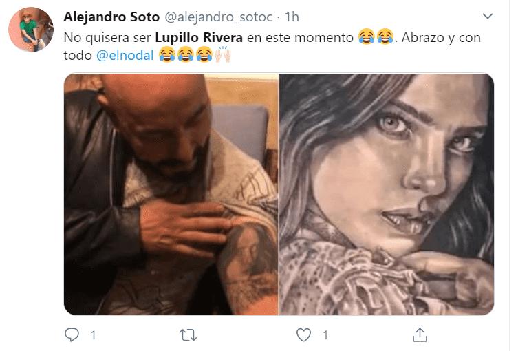 Se burlan en redes de Lupillo Rivera, tras confirmarse relación entre  Belinda y Christian Nodal | EL IMPARCIAL | Noticias de México y el mundo
