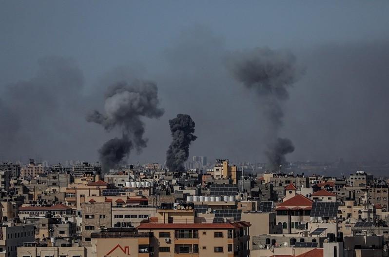 La mortífera escalada de violencia en Israel, Cisjordania y Gaza, en la que han muerto al menos 40 personas y han resultado heridas cientos de ellas, ha puesto de manifiesto que las líneas divisorias centrales del conflicto. Foto: EFE