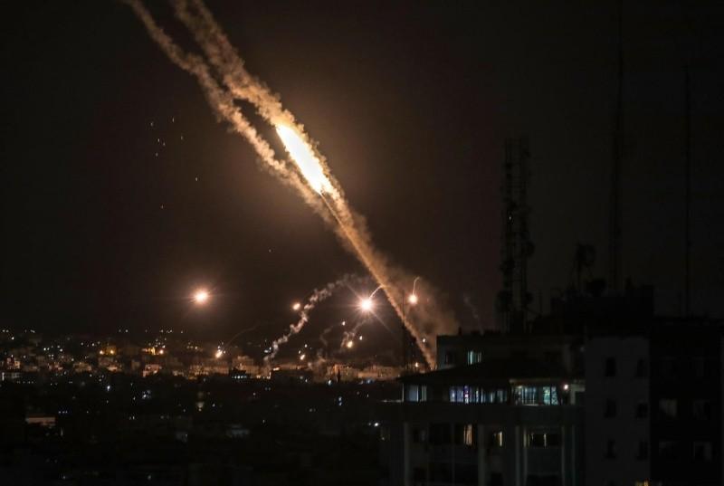 Los ataques por tierra y aire de Israel en la Franja de Gaza. | EFE
