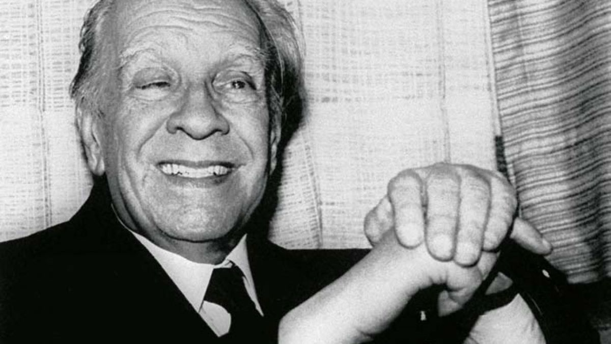 Cinco obras de Jorge Luis Borges que debes leer antes de